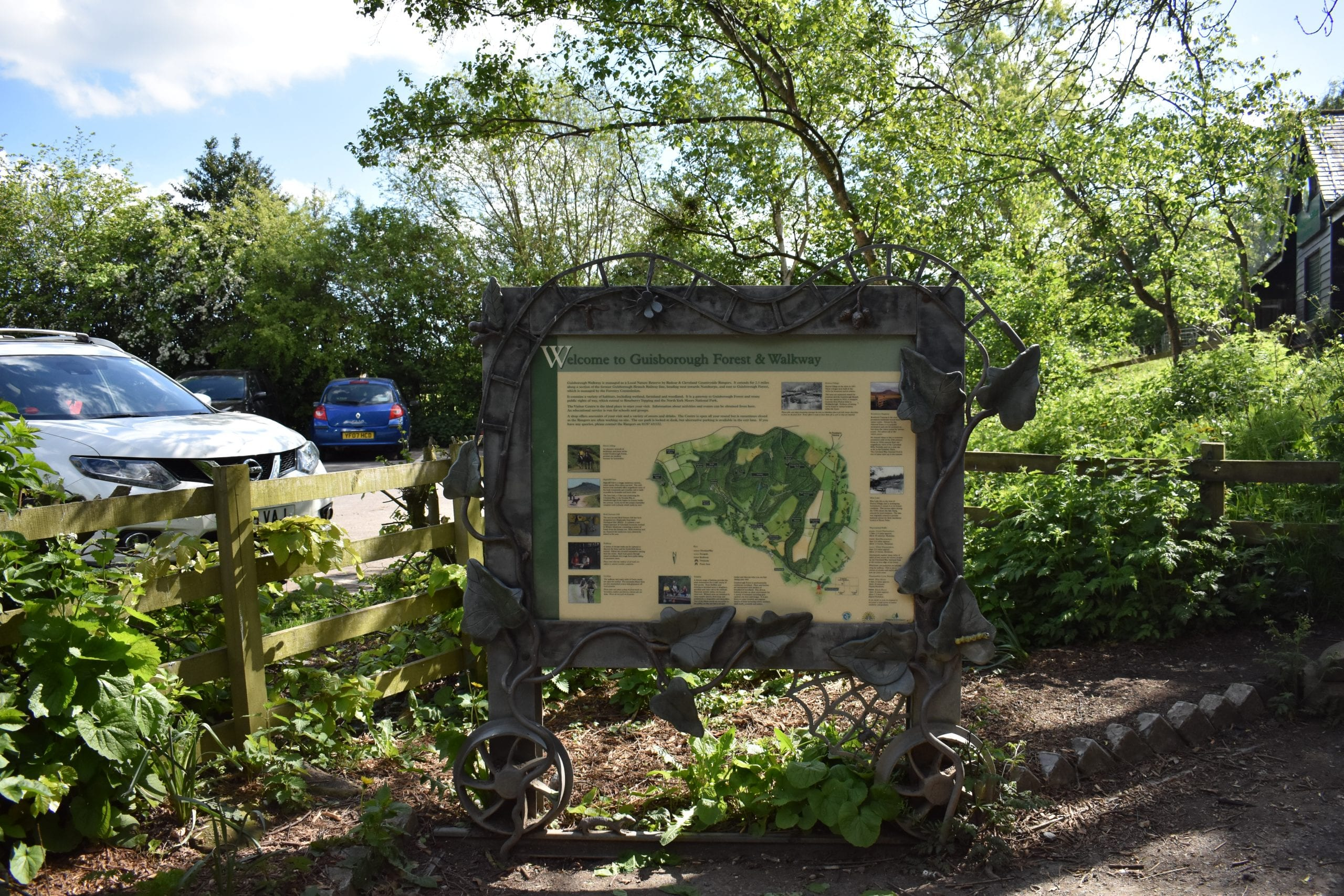 Photo of Guisborough Forest and Walkway Forest Map